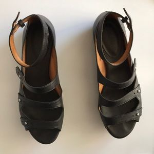 Madewell Flat Maryjane Sandals Strappy